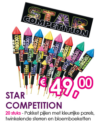 Star competition OK