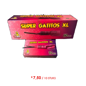 super gatitos xl
